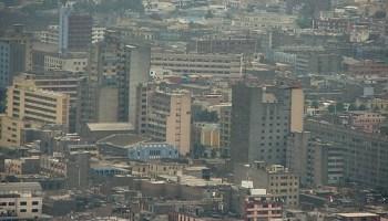 Otra vista de Lima desde Arriba.