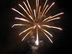 Guy Fawkes Fireworks 2006