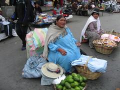 La Paz ladies