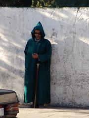 street beggar or mystic?