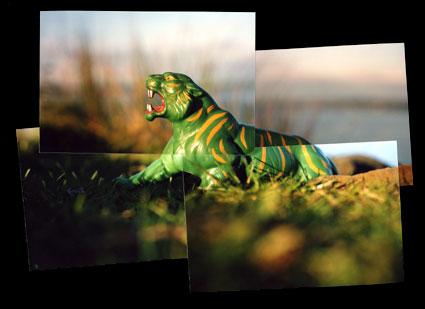 green-tiger