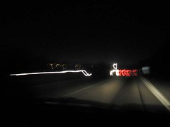 Speeding lights