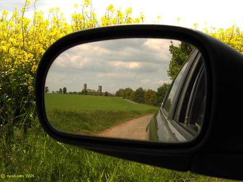 rückspiegel  ---  rear-view-mirror