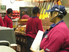 Wendy's Workers