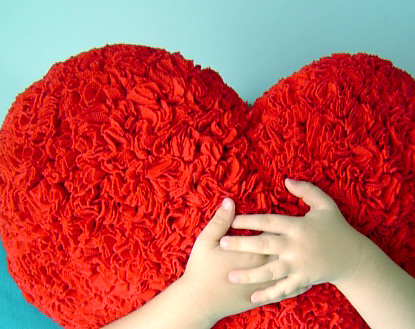 Heart Hug by Morang on flickr