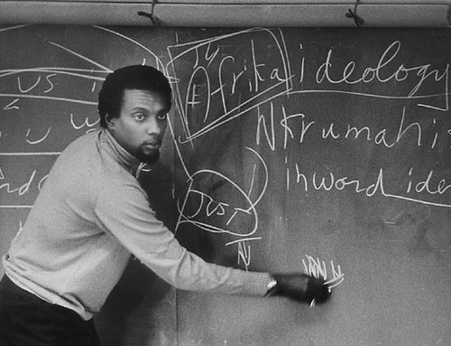 Kwame Ture, Formerly Known as Stokely Carmichael, Lectures on Pan-Africanism