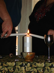 The Unity Candle