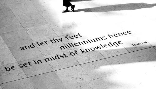 millenium feet, by Moody Kell @ Flickr