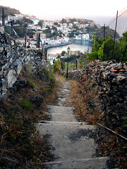 Ikaria 329 (isl_gr (away on an odyssey)) Tags: hiking steps ikaria icaria  aegean trails greece lane ege evdilos    ysplix portofrapp