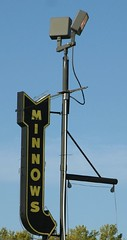 Minnow Sign