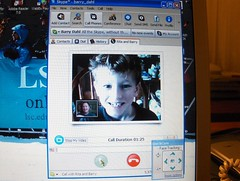 Skype screen shot