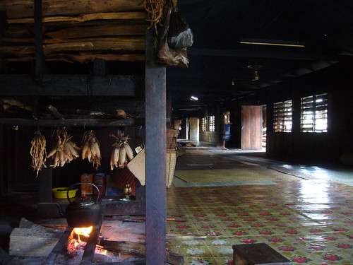 Ramudu longhouse