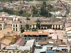 Vista de Huancavelica