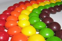 Success Example - A Rainbow of Fruity Flavor