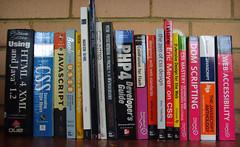 my technical books
