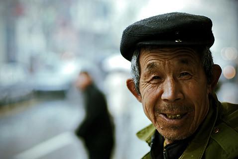 Shanghi: by Thomas Tribe