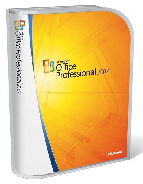 Office 2007 Pro