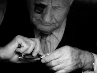 Watchmaker by Dasha Gaian