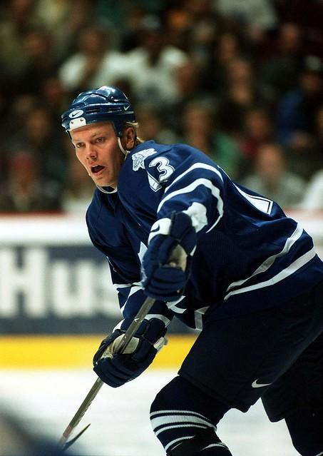 Mats Sundin Toronto Maple Leafs