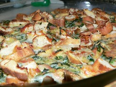 Deep Dish Quiche Pizza