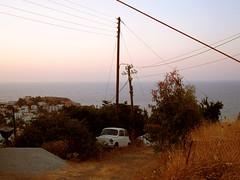 Ikaria 328 (isl_gr (away on an odyssey)) Tags: car hiking ikaria icaria  trails yugo zastava ege evdilos    ikarianenigma