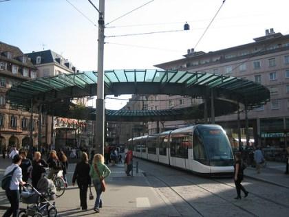 great public tram system by erik jaeger