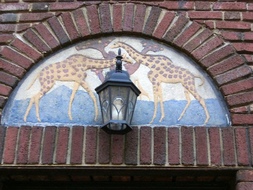 Gramercy Park Giraffes