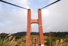 陽明山-吊橋