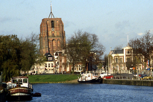 Leaning Tower of Leeuwarden