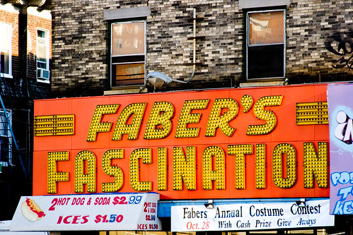 Faber's Fascination. Photo © Mister Pony via flickr