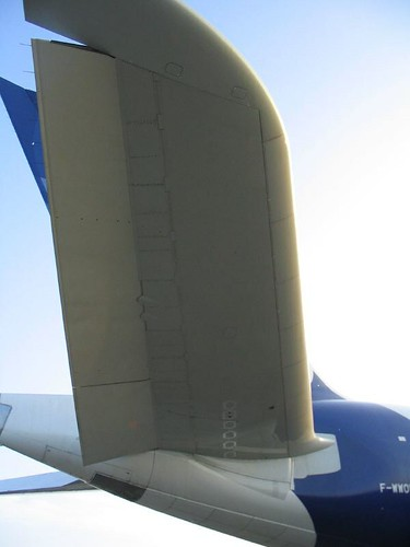 36 Huge Horizontal Stabilizer