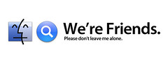 Finder: We're Friends.