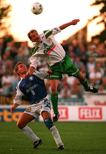 Soccer by Håkan Dahlström