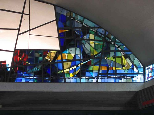 Cabrini Destruction of Stained Glass