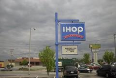 Ominous IHOP