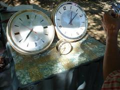 Old Clocks