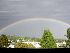 rainbow from deck 05312005