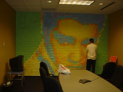 post-it note elvis