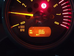 Fuel consumption in winter