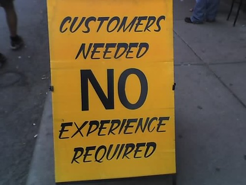 Customers Needed NO Experience Required
