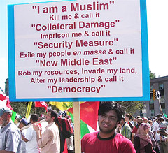 I am a Muslim not a Commodity