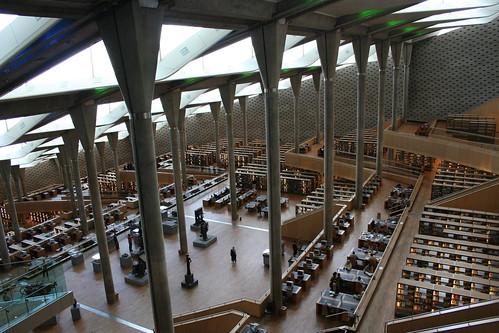 Biblioteca Alejandría