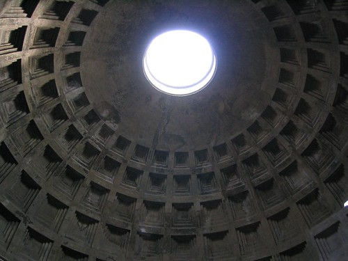 The Eye of the Pantheon