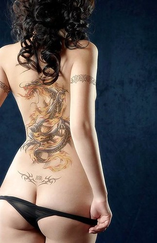 Tattoos are an important aspect of fashion,