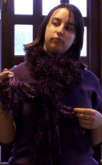 vegan feather boa 005
