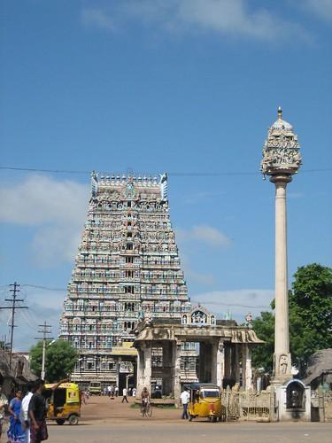 Mannaargudi Garudasthambham