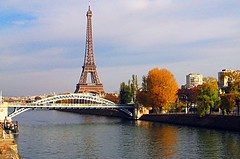 The Eiffel Tower, the Seine River, How Origina...