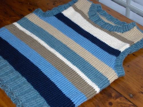 Child's Sweater Vest