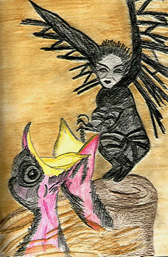 Raven Cauldron