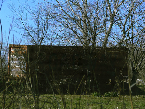 Abandoned Lorry